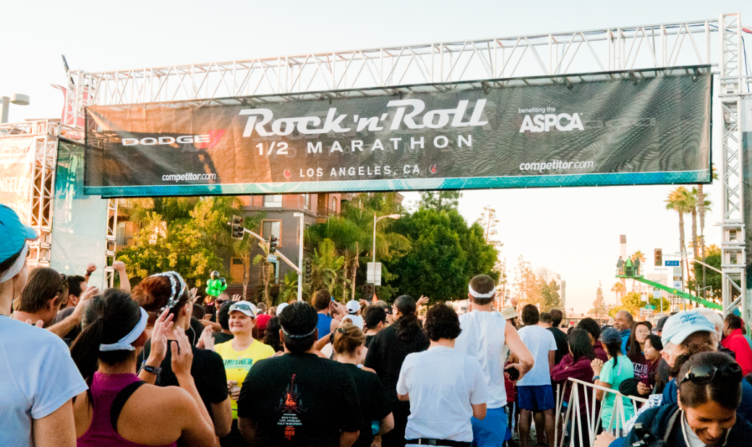 Rock and Roll Marathon de San Diego