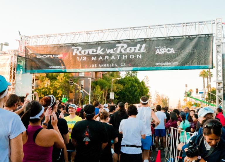 Rock and Roll Marathon de San Diego
