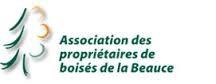 Association des propriétaires de boisés de la Beauce